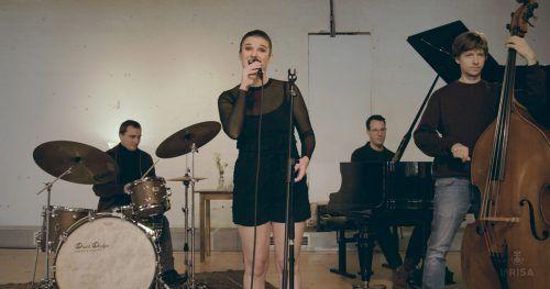 Die Dornbirnerin Larissa Schwärzler verwirklicht mit ihrer Band La Risa Musik mit Wiedererkennungswert. Martin Schiske