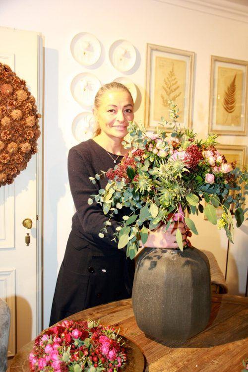Die Floristen (Bild: Dada Dornbirn)sorgen für Farbe im Lockdown-Alltag. VN/BMO