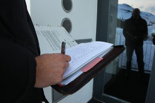 Die Kontrolle der Zweitwohnsitze und deren Meldung ist Sache der Gemeinde.VN