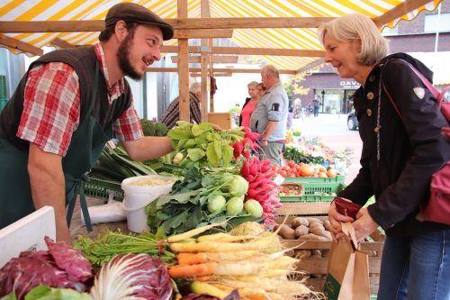 Die Marktfahrer laden zum Wolfurter Markt am kommenden Freitag, 22. Jänner, ein.