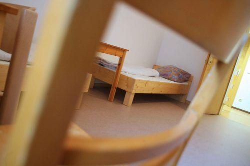 Die Notschlafstellen im Land haben strikte Corona-Regeln, zum Schutz aller. VN