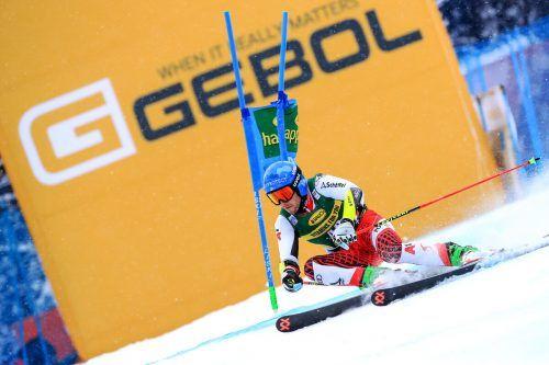 Die Qualifikation für Lauf zwei ist das Ziel: Magnus Walch.gepa