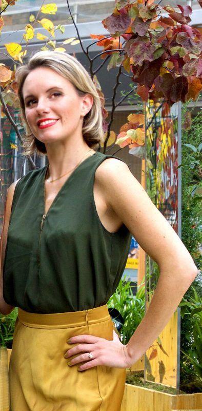 Die Schwarzacher Architektin Sofia Hagen (38) hat in London zusammen mit Lisa Hinderdael ein Designbüro gegründet.