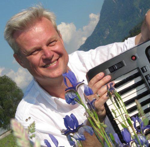 Die Texte für sein sechstes Album hat Wolfgang Hödl im Dialekt geschrieben. Hödl