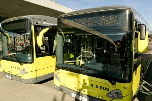 Die Vorarlberger Busflotte fährt zunehmend auf Elektroantriebe ab. VLK