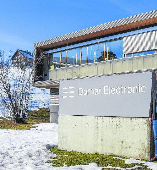 Dorner Electronic ist im Bereich Softwarelösungen für die Baustoffindustrie tätig. vn/Lerch