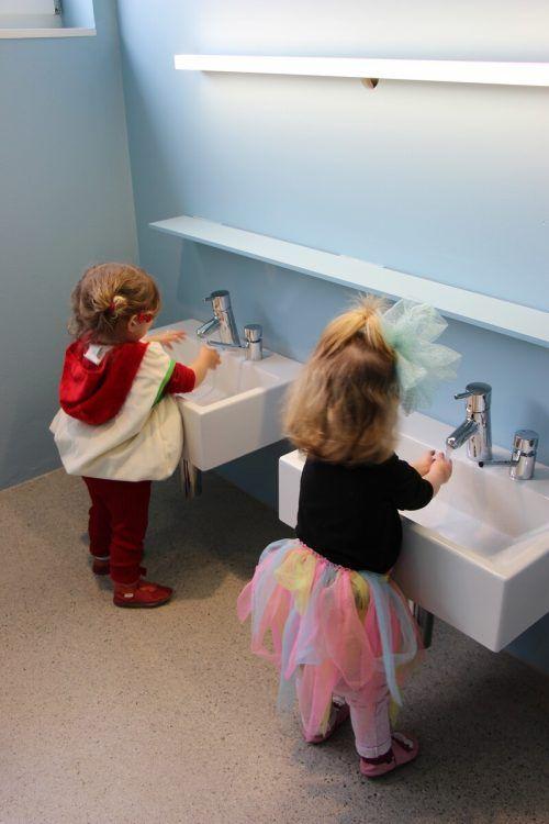 Eltern wünschen sich eine gute Wahlmöglichkeit bei der Kinderbetreuung.Mt