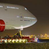 Airlines bereiten Neustart vor