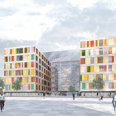 Der Bundestag baut auf Holz