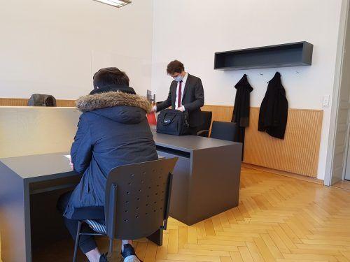 Der junge Mann musste unter anderem wegen Nötigung vor Gericht. EC