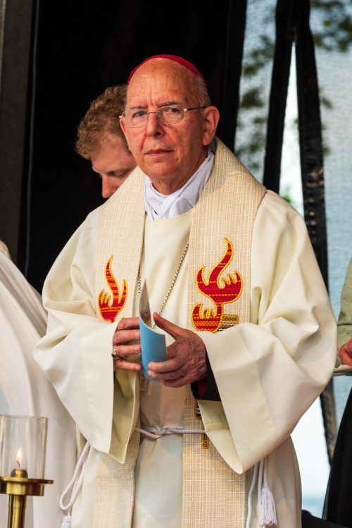 Für Altbischof Klaus Küng gilt der Fall als abgeschlossen. VN/Stiplovsek