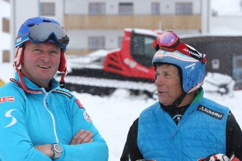 Für Patrick Ortlieb ist das Präsidentenamt von Peter Schröcksnadel momentan nicht erstrebenswert.GEPA