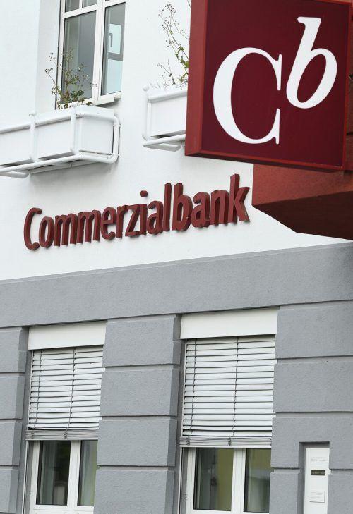 Größte Pleite: Die Commerzialbank Mattersburg (Verbindlichkeiten: 811 Mill.). apa