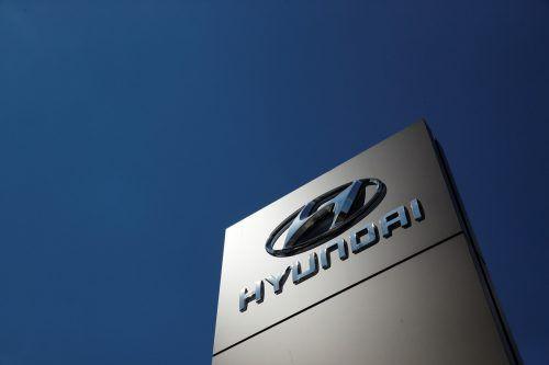 Hyundai schmiedet Allianz mit Apple, um Roboterautos zu konstruieren. Reuters