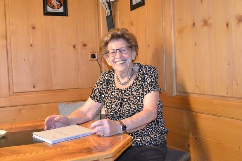 Ida Walch ist mit ihrem Leben sehr zufrieden. BI