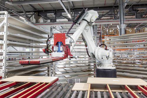 IMA Schelling entwickelt und produziert Hightech-Anlagen für die Industrie. FA