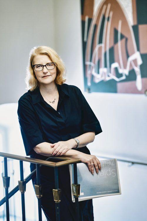 Intendantin Stephanie Gräve. LT/Köhler