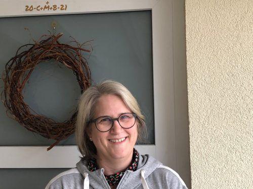 Ist froh über die Wahlfreiheit: Simone Grabner-Vogel.VN/Hämmerle