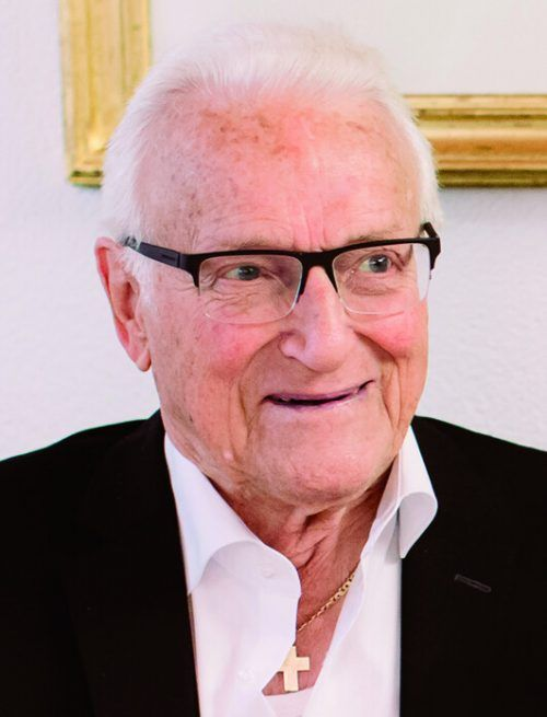 Josef Oberhausers große Leidenschaft war die Jagd.
