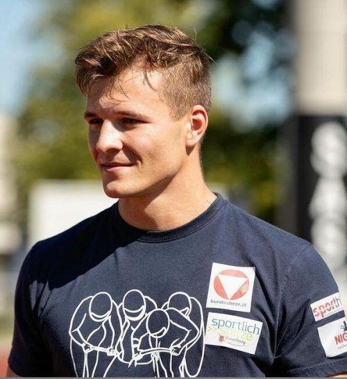 WM-Silber für Kristian Huber.VN