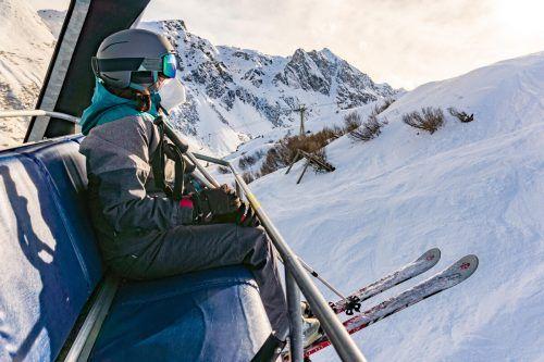 Manche Skigebiete haben bereits ihr Angebot reduziert. vn/Stiplovsek
