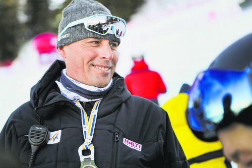 Markus Waldner fehlt am kommenden Wochenende in Kitzbühel.gepa