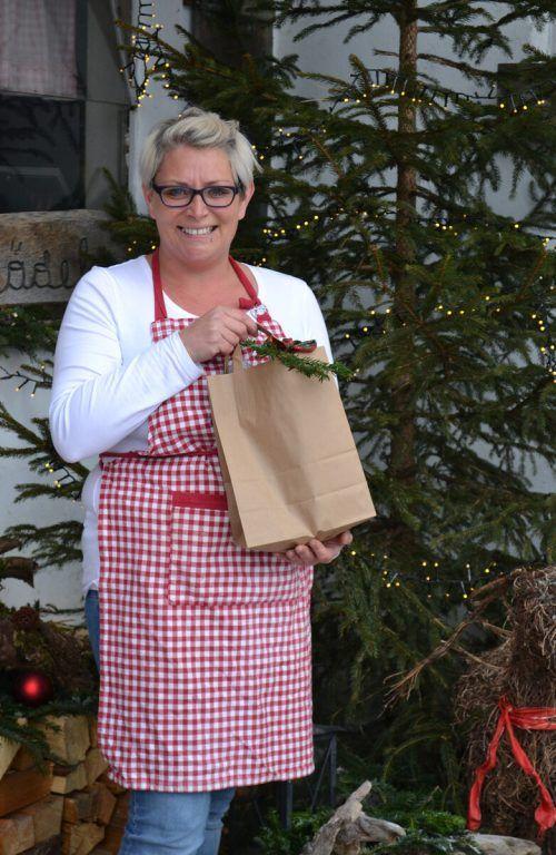 Martina Tuttner liegt neben ihrem Hof auch das Dorfleben am Herzen. BI