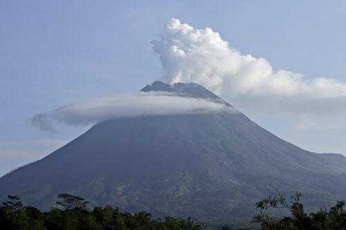 Merapi gilt als einer der gefährlichsten Vulkane der Welt. AP