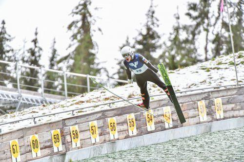 Mit Platz zwei in Zakopane war es für Ulrich Wohlgenannt die beste FIS-Cup-Leistung seit Dezember 2017.GEPA