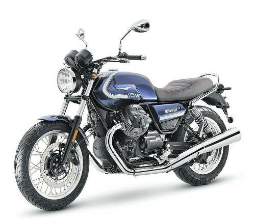 Modelljahr 2021: Mehr Power für die Moto Guzzi V7werk