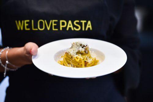 Ohne Gastronomie leiden die italienischen Lebensmittelhersteller Not. AFP