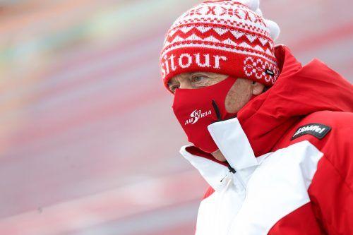 Peter Schröcksnadel kämpft für seinen Sport. Deshalb hält er auch mit Kritik nicht zurück. Für die Absage der Slaloms in Kitzbühel aber zeigt er Verständnis.gepa