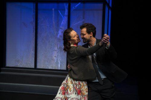 """Produziert, aber ohne Aufführungsperspektive: """"Wunschloses Unglück"""" von Peter Handke beim Theater Kosmos. VN/RP"""