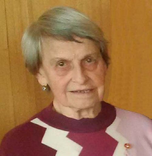 PVÖ Ludesch gratuliert Ehrenobfrau Lotte Schneider zum 90er.PVÖ