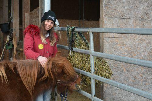 Riedmann bringt ihre Liebe zu Tieren auch Kindern näher.