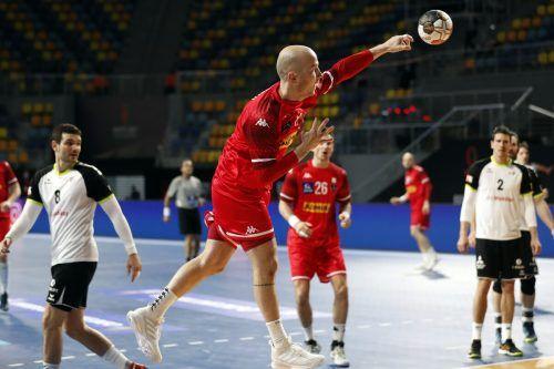 Routinier Robert Weber erzielte gegen Marokko sieben Treffer und hat damit in allen 24. WM-Endrundenspielen seit 2011 zumindest einen Treffer erzielt. IHF