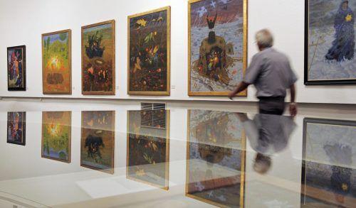 Sein Werk ist in vielen Ländern zu sehen.