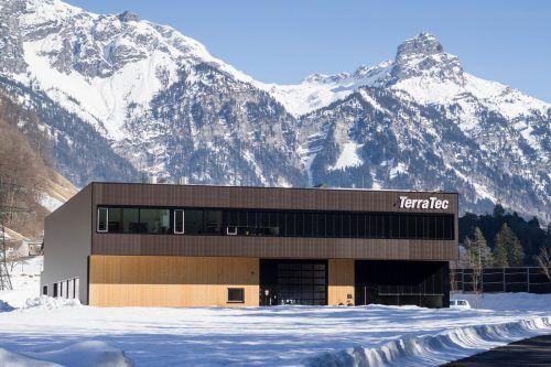 Seit Oktober 2018 befindet sich der Standort des Unternehmens in Bings. terratec