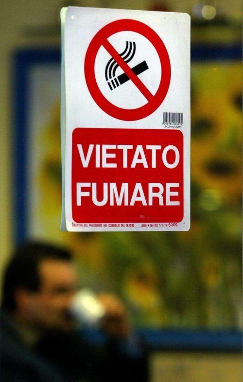 Strafen von bis zu 240 Euro drohen bei Verstoß. reuters