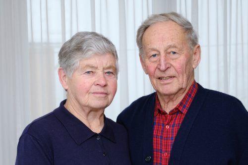 Theresia und Armin Waldner blicken auf 60 wunderbare Ehejahre zurück.
