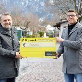 Altacher Silvesterlauf brachte 2000 Euro für Ma hilft