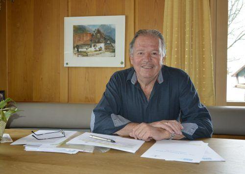 """Vor vier Jahren hat Bernhard Köb das Ehrenamt als Obmann für das """"Projekt Albanien"""" übernommen.Eh"""