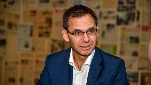 """""""Vorarlberg ist stärker zusammengerückt"""", sagte Landeshauptmann Markus Wallner."""