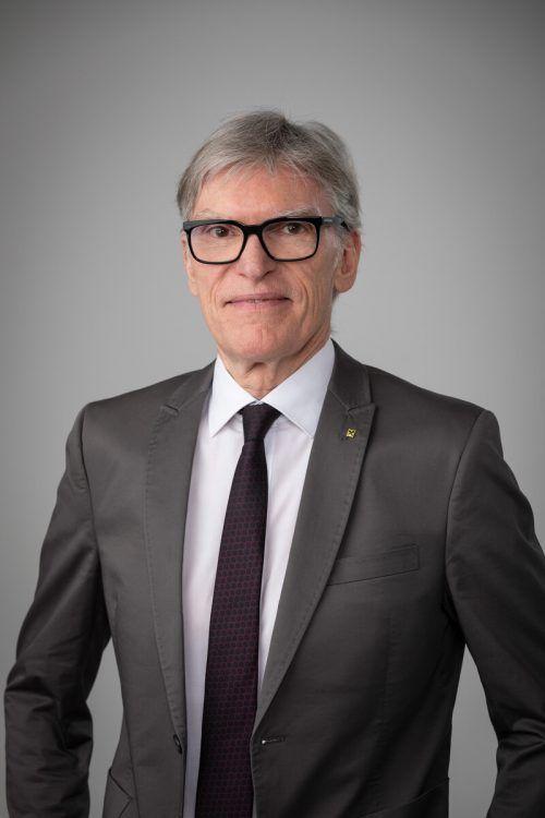 """Wilfried Hopfner: """"Als Regionalbank wissen wir um unsere Verantwortung."""" FA"""