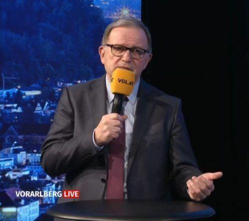 Novomatic spendete zu Kopfs Sechziger 300 Euro an die Lebenshilfe.VN