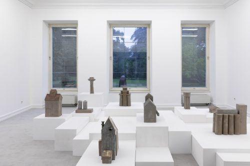Zuletzt war Ina Weber mit ihren Arbeiten im Bregenzer Künstlerhaus vertreten, dann kam der dritte Lockdown. florian Raidt