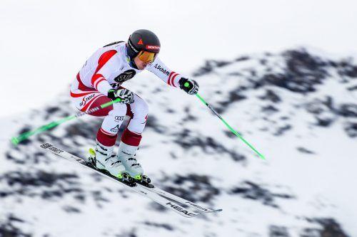 Zweimal unter die Top-15 schaffte es der Skicrosser Frederic Berthold auf der Reiteralm.GEPA