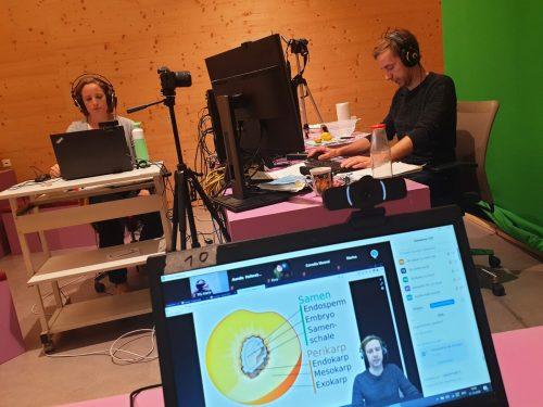 2020 wurde der Workshop wegen Corona in den digitalen Raum verlegt. JI