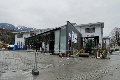 Der bestehende Sutterlüty in Gais wird in den nächsten Wochen abgebrochen. SES
