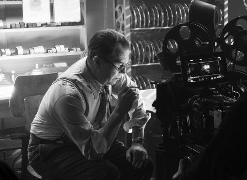 """Absoluter Favorit ist """"Mank"""" mit Gary Oldman von Regisseur David Fincher. ap"""